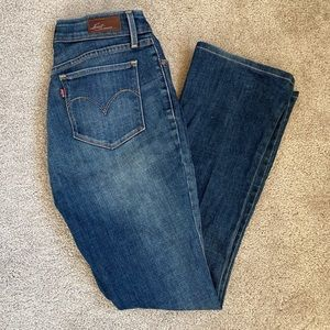 Levi's Supreme Curve Jeans - ALTERED